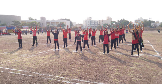 Sports Day on 16/12/2017
